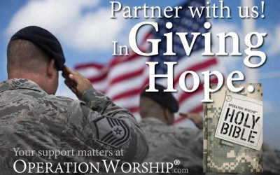 Partner with us in giving hope!